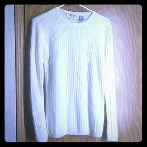 Carolyn Taylor Lambs Wool Angora S/P Sweater